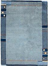 Morgenland Tapis Rug, Blue, 160x90 cm