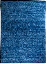 Morgenland Tapis Rug, Blue, 400x80x1.8 cm