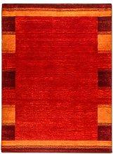 Morgenland Tapis Rug, Orange, 150x100x1.8 cm