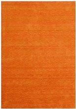 Morgenland Tapis Rug, Orange, 160x90x1.5 cm