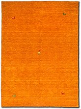 Morgenland Tapis Rug, Orange, 200x80 cm