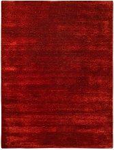 Morgenland Tapis Rug, Pourpre, 150x100x1.5 cm