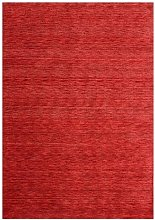 Morgenland Tapis Rug, red, 160x90x1.5 cm