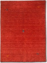 Morgenland Tapis Rug, red, 240x80 cm