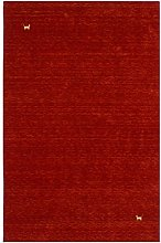 Morgenland Tapis Rug, red, 300x80 cm