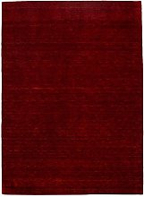 Morgenland Tapis Rug, red, 400x80x1.8 cm