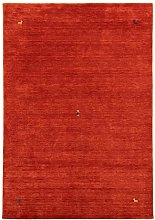 Morgenland Tapis Rug, red, 90x60 cm