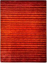 Morgenland Tapis Rug, Rust, 150x100x1.8 cm
