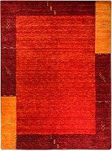 Morgenland Tapis Rug, Rust, 300x80x1.8 cm