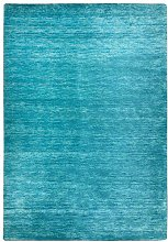 Morgenland Tapis Rug, Turquoise, 160x90x1.8 cm