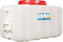 MORN Large Water Container,Home Horizontal Plastic