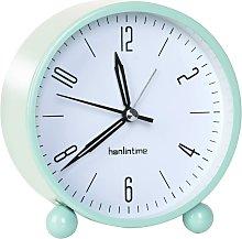 Morning Alarm Clock, Quiet No Ticking Alarm Clock,