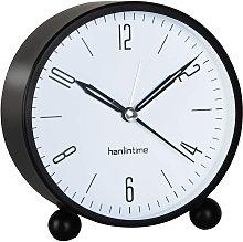 Morning Alarm Clock, Silent No Ticking Alarm