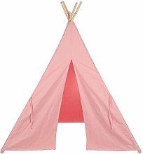 MorNon Large Cotton Canvas Kids Teepee Tent