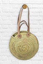 Moroccan Shoulder & Market Basket - Double Flat