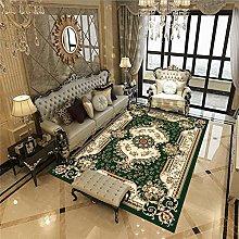 Moroccan Style Area Rug Flannel Anti Slip Bedroom