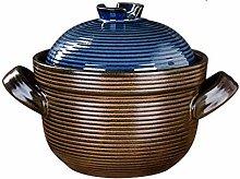 Moroccan Tagine Pot 3.5l Retro High Temperature