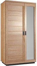 Moronta 2 Door Wardrobe Brayden Studio