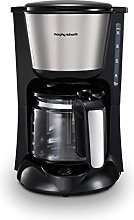 Morphy Richards 162501 Equip Filter Coffe Machine
