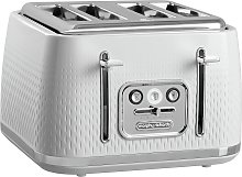 Morphy Richards 243012 Verve 4 Slice Toaster -