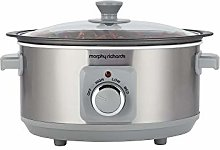 Morphy Richards 460018 Sear & Stew 3.5 Litre