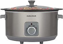 Morphy Richards 461014 Sear & Stew 6.5 Litre