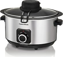 Morphy Richards 6.5L Auto-Stir Slow Cooker -