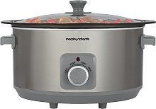 Morphy Richards 6.5L Sear & Stew Slow Cooker -