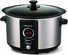 Morphy Richards Accents Digital Slow Cooker 3.5L