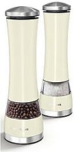 Morphy Richards Accents Electronic Salt & Pepper