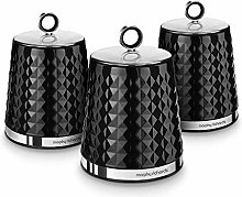 Morphy Richards Dimensions Set of 3 Round Kitchen