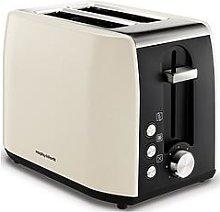 Morphy Richards Equip Toaster - Cream
