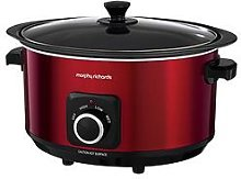 Morphy Richards Evoke 6.5-Litre Manual Slow Cooker