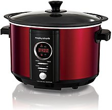 Morphy Richards Sear and Stew Digital Slow Cooker