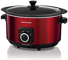 Morphy Richards Sear and Stew Slow Cooker 6.5L