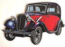 Morris Car Clock - Morris Oxford Clock - A13