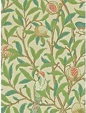 Morris & Co. Bird and Pomegranate Wallpaper