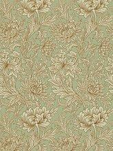 Morris & Co. Chrysanthemum Toile Wallpaper