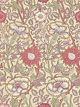 Morris & Co. Pink and Rose Wallpaper
