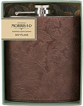 Morris & Co. Refined Gentleman Hip Flask