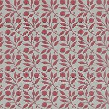 Morris & Co. Rosehip Wallpaper
