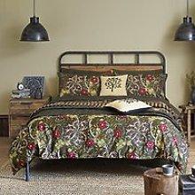 Morris & Co. Seaweed Cotton Bedding