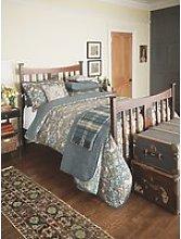 Morris & Co. Strawberry Thief Cotton Bedding, Slate
