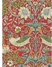 Morris & Co. Strawberry Thief Wallpaper