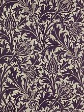 Morris & Co. Thistle Wallpaper