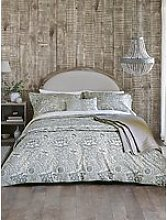 Morris & Co. Wandle Bedding, Grey