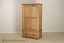 Morriswood 1 Drawer Wardrobe SOW30, One Size