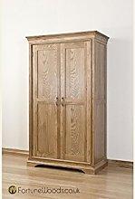 Morriswood Full Length Wardrobe, One Size