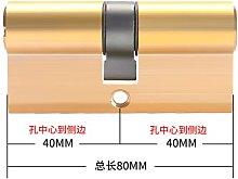 Mortise Lock Cylinder Anti-Theft Lock 65 70 80 90