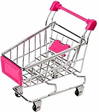 Morza Baby Kids Simulation Mini Shopping Cart Toys
